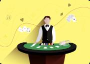 Casino en ligne Les jeux de table