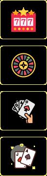 Les jeux de casino en ligne
